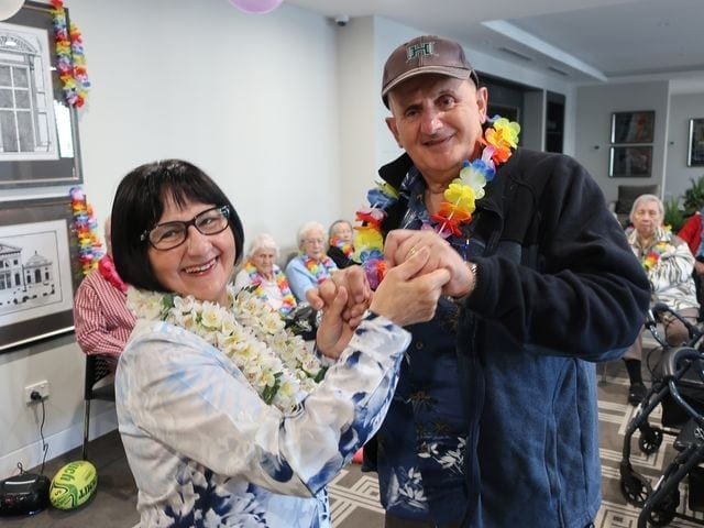 Arcare Aged Care Oatlands Hawaiian Day 5