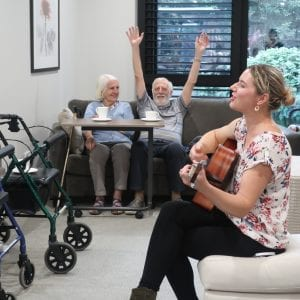 Arcare Aged Care Oatlands Music Therapy