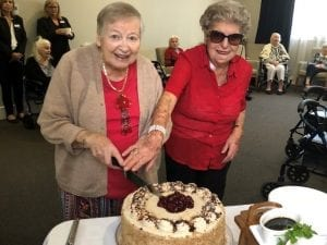 Arcare Aged Care Peregian Springs Six Birthday