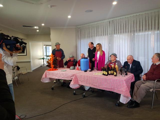 Arcare Aged Care Portarlington Studio 10 Filming