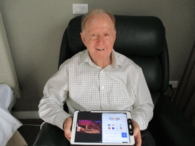 Arcare Aged Care Surrey Hills Embracing New Technology