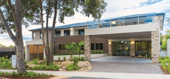 Arcare Aged Care Surrey Hills Listing Page Exterior