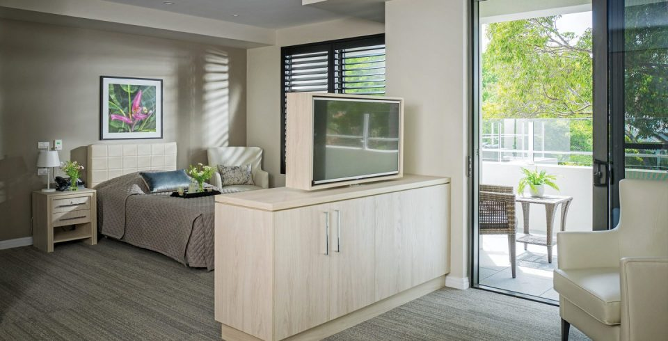 Arcare Aged Care Surrey Hills Premiere Suite