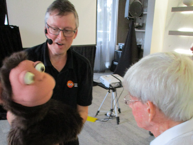 Arcare Aged Care Surrey Hills Puppets Alive