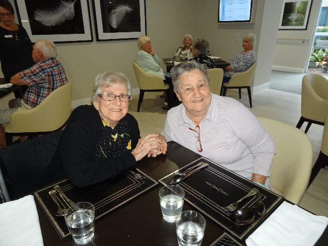 Arcare Aged Care Taigum Friends Reunited