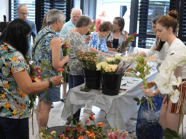 Arcare Glenhaven Community Market Day 1