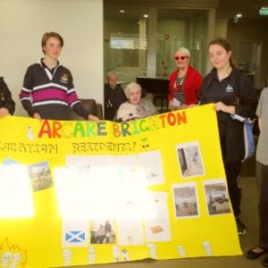 Arcare Aged Care Brighton Students1