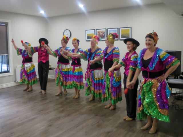 Arcare Aged Care Maidstone Dancers 1