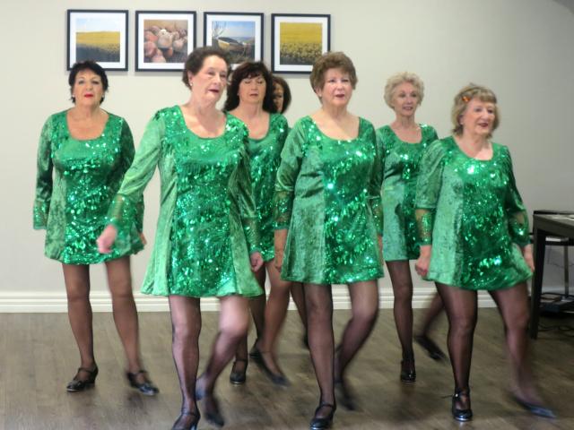 Arcare Aged Care Maidstone Dancers