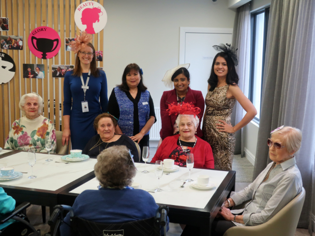 Arcare Aged Care Surrey Hills Oaks Day 2019 3
