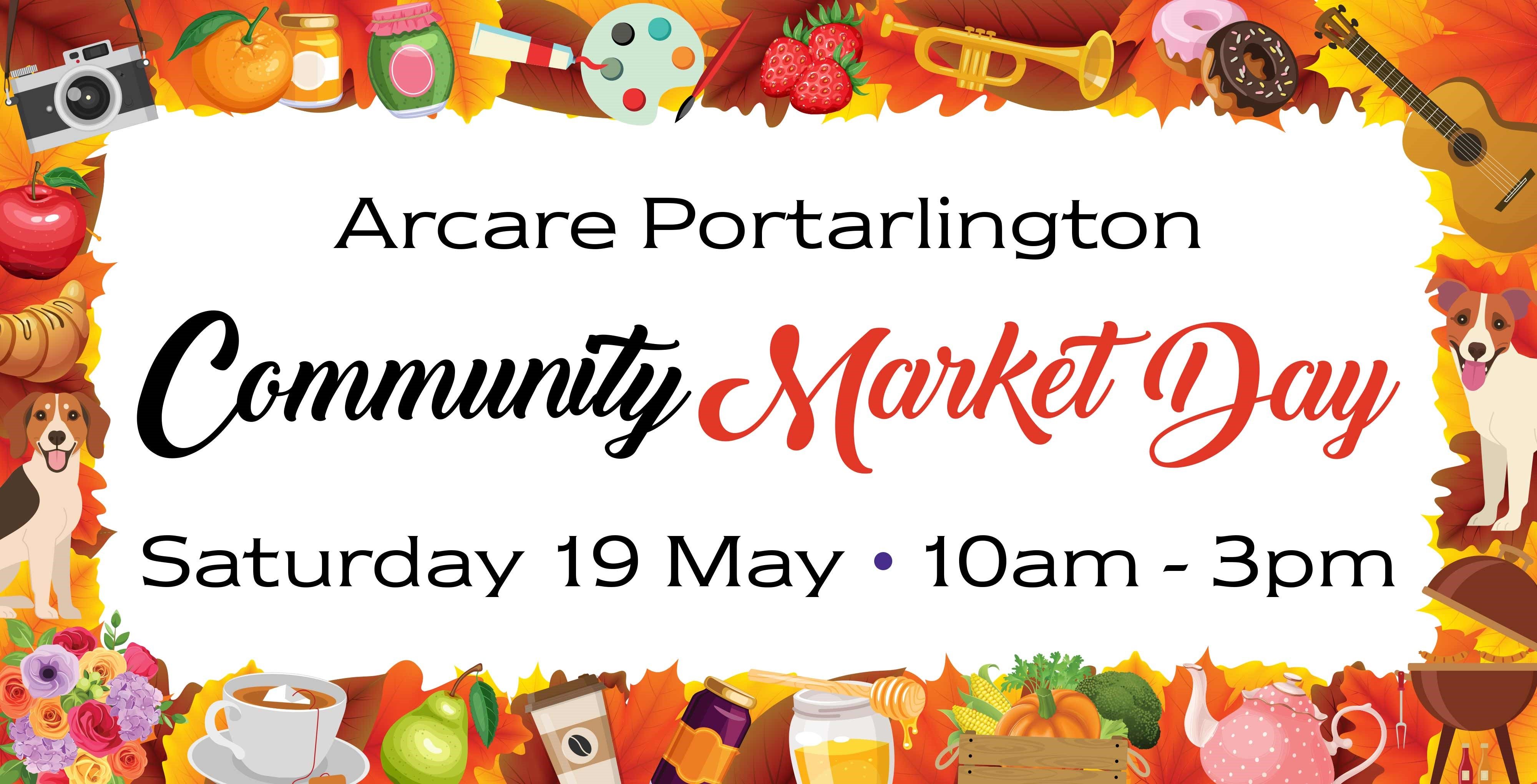 Arcare_Aged_Care_Portarlington_Community_Market_Day