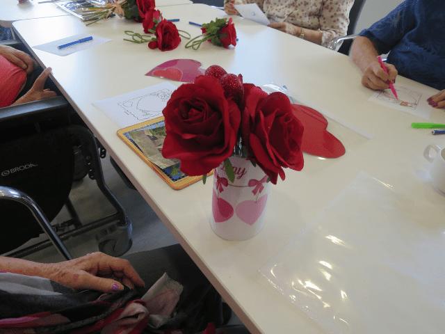Arcare_Aged_Care_Keysborough_Valentines_5