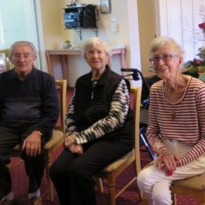 Arcare Aged Care Cheltenham 29.10.19 Photo2 Clients At W.D ROSE