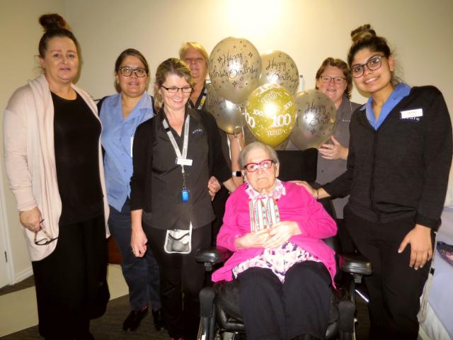 Arcare Aged Care Cheltenham 30.6.19 Photo1 Tete And Staff