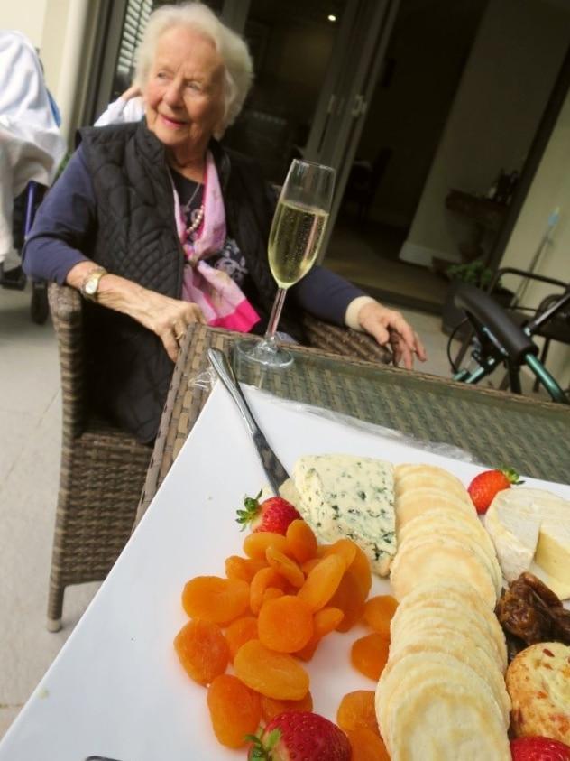 Arcare Aged Care Brighton Cheese Wine