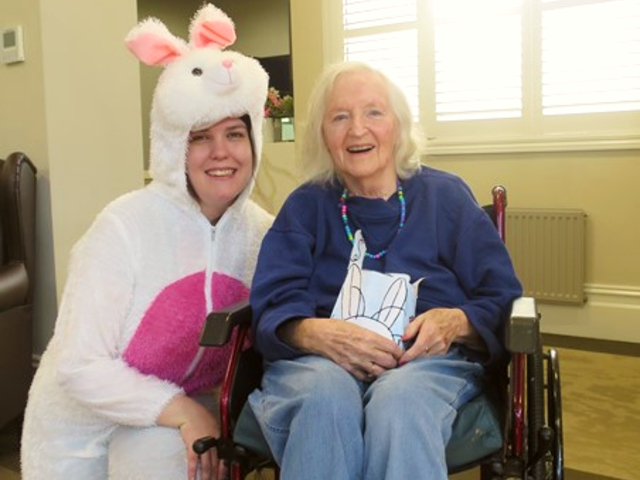Arcare Aged Care Brighton Easter 2020