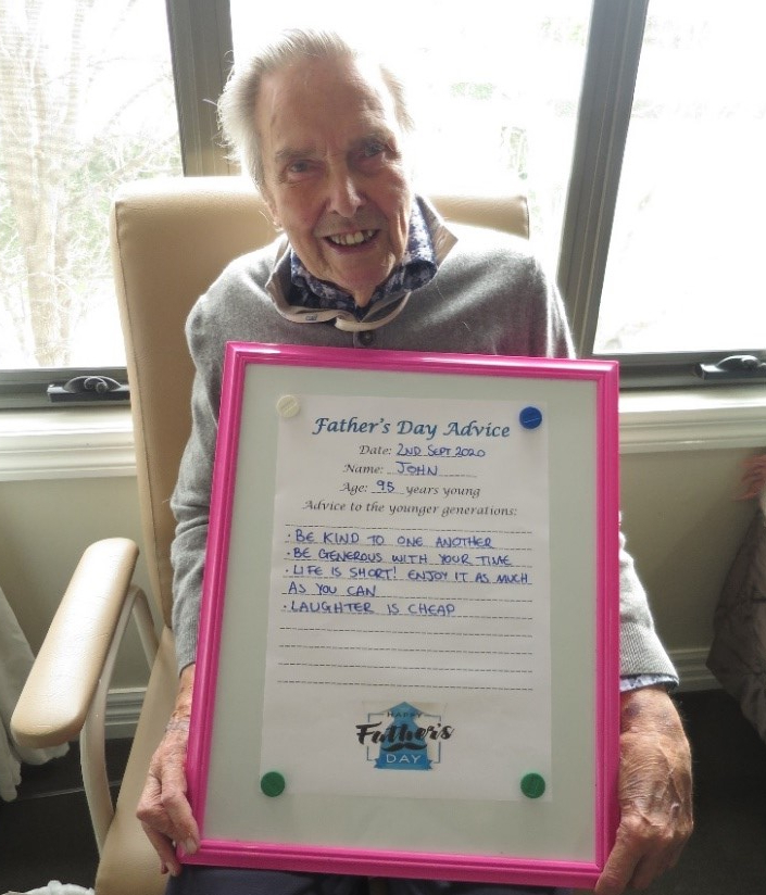 arcare_aged_care_brighton_fathers_day_2020