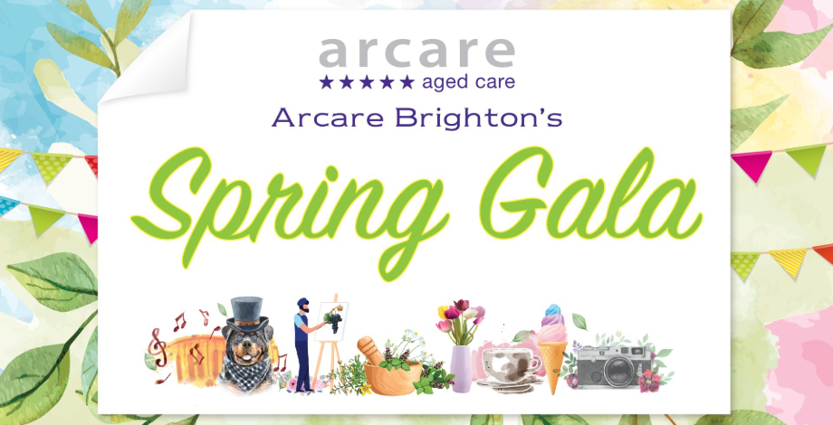 Arcare Aged Care Brighton Spring Gala market day