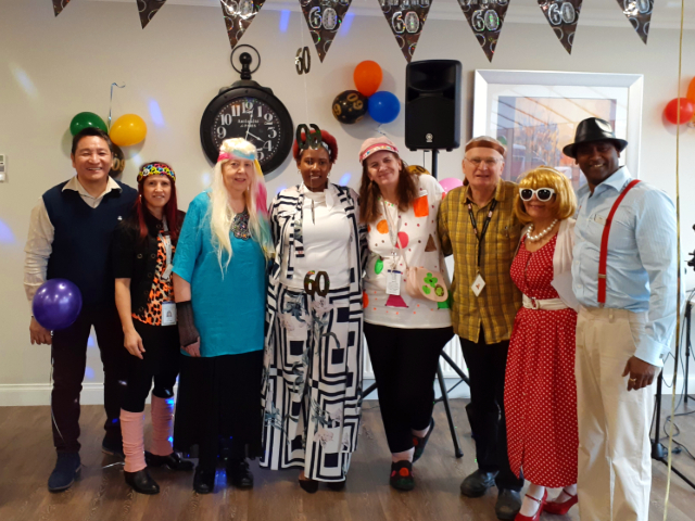 Arcare Aged Care Burnside 60sparty