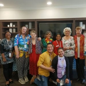 Arcare Aged Care Burnside Loud Shirt Day