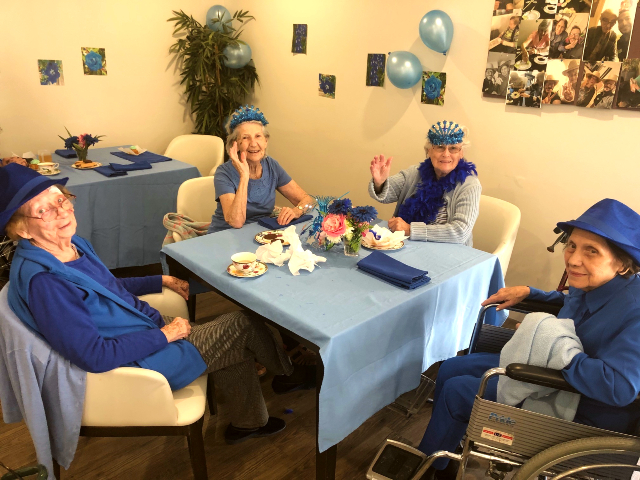 Arcare Aged Care Carnegie Blue Tuesday