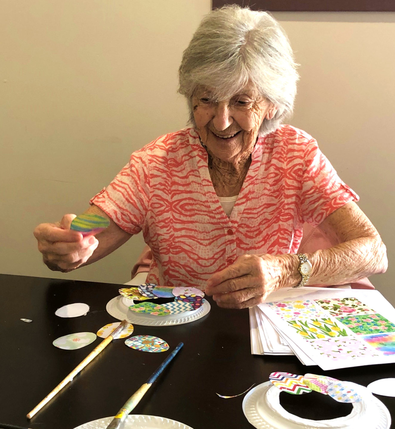 Arcare Aged Care Carnegie Easter 2020