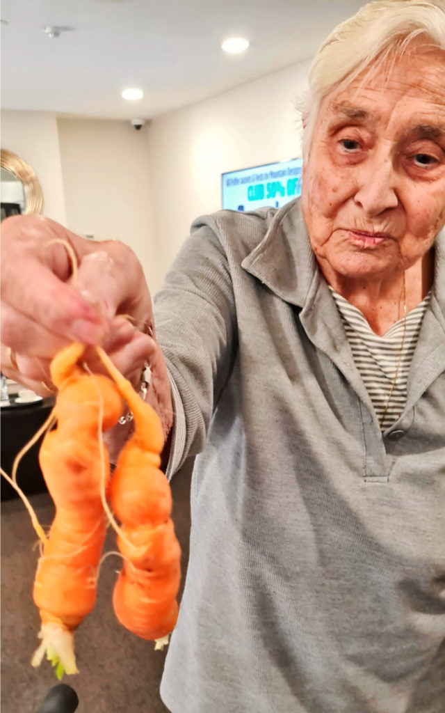 Arcare Aged Care Carnegie Mel Carrots