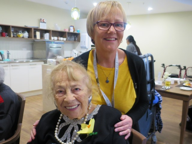 Arcare Aged Care Caulfield Daffodilday2