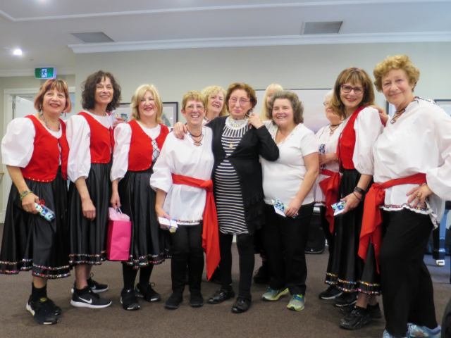 Arcare Aged Care Caulfield Dancing Lola