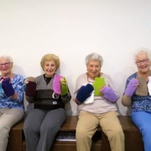 Arcare Aged Care Caulfield Knitting Club