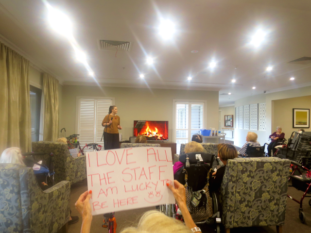 Arcare Aged Care Caulfield Let Me Entertain You (2)