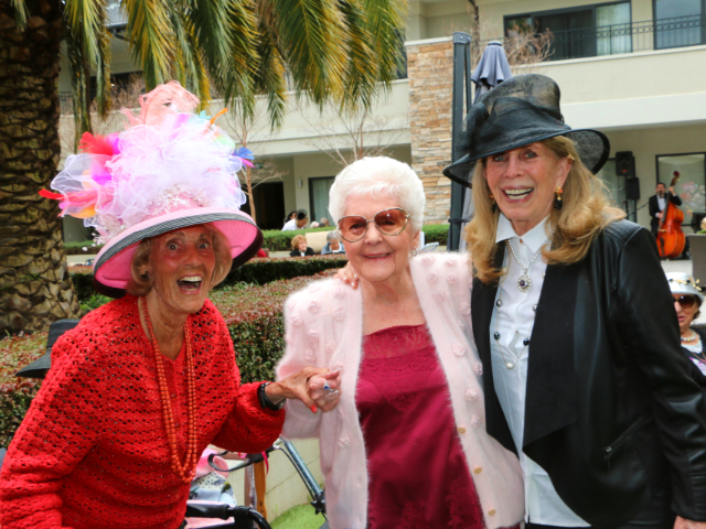 Arcare Aged Care Caulfield Lillian Pixie Margaret