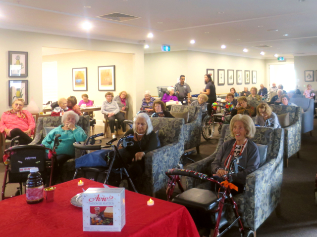 Arcare Aged Care Caulfield Passover 2020_easter