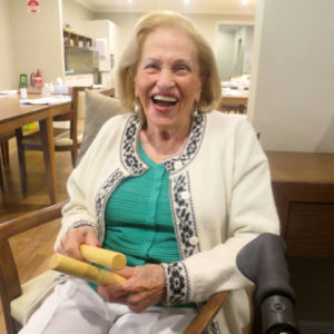 Arcare Aged Care Caulfield Virtual Concert Susie Phil