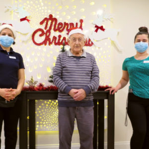 Arcare Aged Care Cheltenham Christmas In July (3)