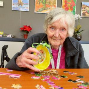 Arcare Aged Care Cheltenham Easter Gift