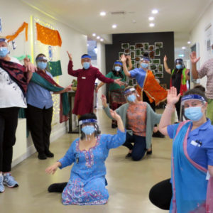 Arcare Aged Care Cheltenham Indian Independence Day