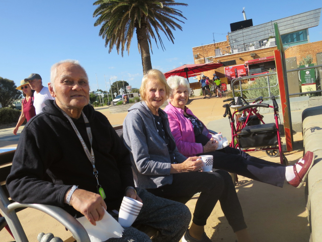 Arcare Aged Care Cheltenham Middle Brighton Outing