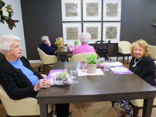 Arcare Aged Care Cheltenham Mothers Day 2020
