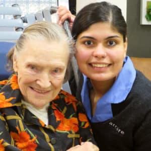Arcare Aged Care Cheltenham Renate Sonia
