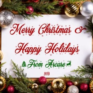 Arcare Aged Care Christmas Holidays 2019 Hero Image