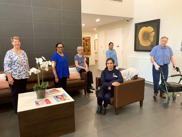 Arcare Aged Care Craigieburn Blue Day
