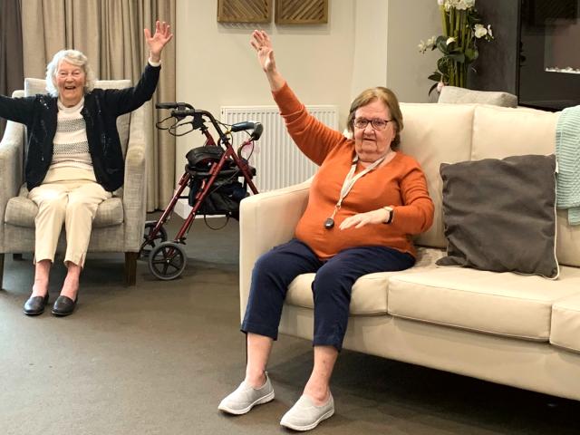 Arcare Aged Care Craigieburn Keeping Active