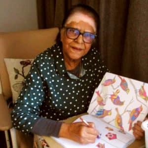 Arcare Aged Care Craigieburn Visha Artist Colouring