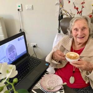 Arcare Aged Care Craigieburn World Coffee Day Virtual Catchups (5)