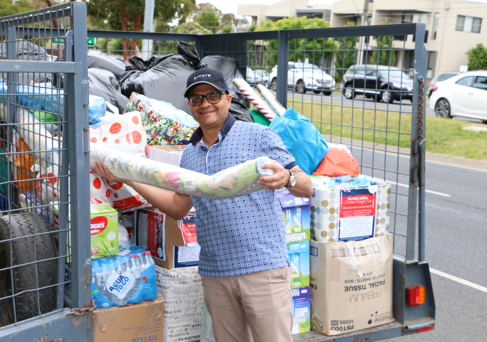 Arcare Aged Care Drought Relief Collection 2019 4