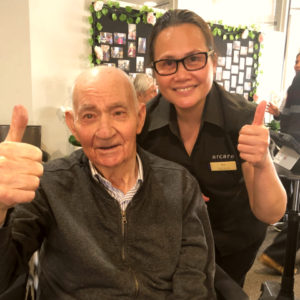 Arcare Aged Care Epping Dedicated Time