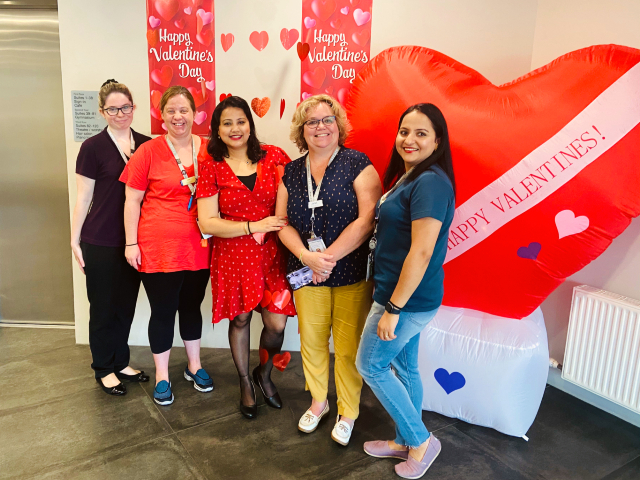Arcare Aged Care Epping Valentines 2020 Love Is In The Air