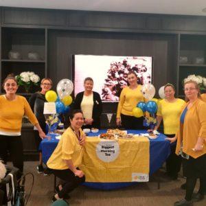 Arcare Aged Care Hillside Biggest Morning Tea Cancer Council Morning Tea