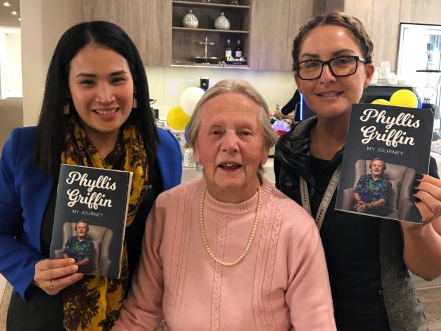 Arcare Aged Care Hillside Phyllisbook